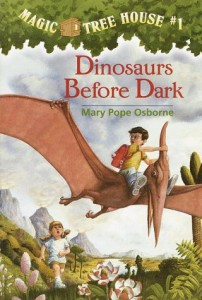 B Magic Tree House
