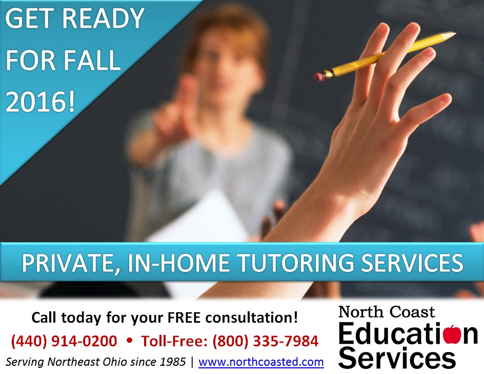 Fall Tutoring