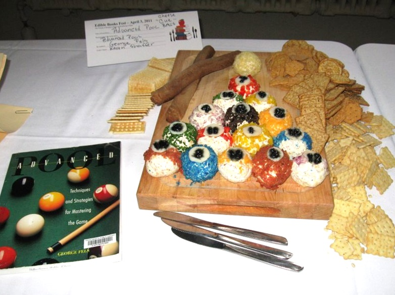 Heidelberg University's 2011 Edible Book Fest