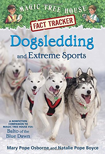 S Dogsledding
