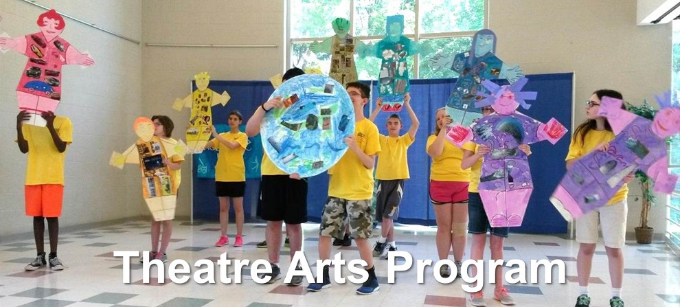Academic Fun & Fitness Camp -- Theatre Arts Program