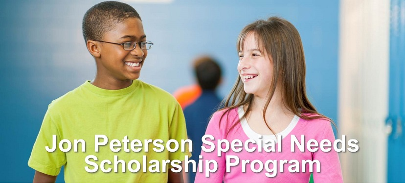 Jon Peterson Special Needs Scholarship Program