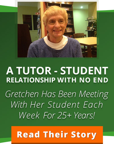Learn about an Ohio tutor who has worked with the same student for more than 25 years.