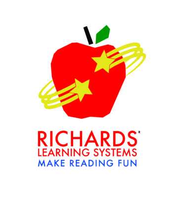 Richards' Learning Systems